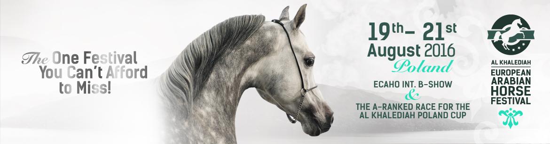 Al Khalediah European Arabian Horse Festival