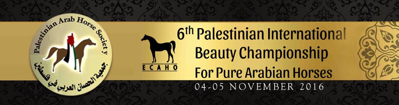 6th Palestinian Int. Beauty Championship
