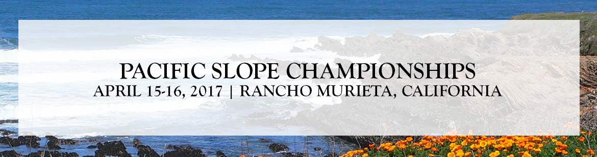 Pacific Slope Championships